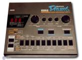 Boîte-à-rythmes Korg Super Drums DDM-110 (Programmable)