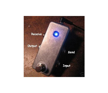 Loop Master 1-Loop Micro Effect Switcher (LED Version)
