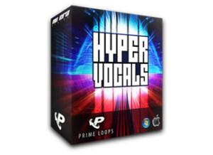 Prime Loops Hyper Vocals