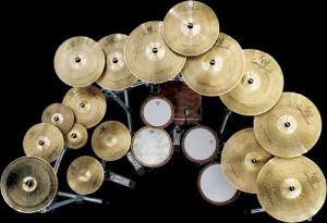 Supernatural Cymbals Constellation Series