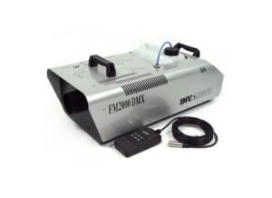 Involight FM 2000 DMX
