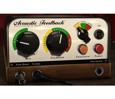 Softube Acoustic Feedback