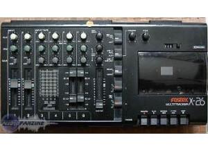 Fostex X-26
