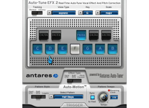 Antares Audio Technology Auto-Tune EFX 2