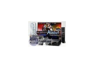 Creative Labs Sound Blaster Audigy Platinum