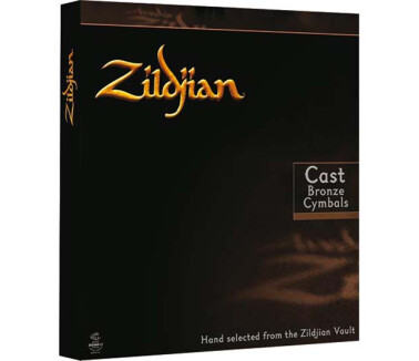 Zildjian A Custom Pack