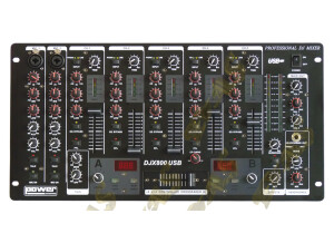 Power Acoustics DJX800 USB