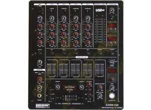 Power Acoustics DJX600 USB