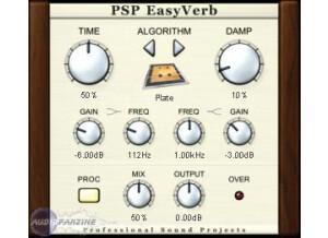 PSP Audioware Easyverb