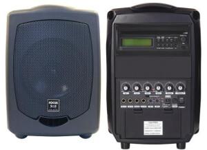 Chiayo Focus 505 Bluetooth MP3
