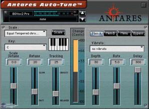 Antares Audio Technology Auto-Tune TDM / HD
