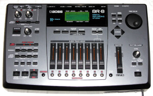 Boss BR-8 Digital Recording Studio