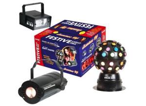 ADJ (American DJ) Festive Light Pack