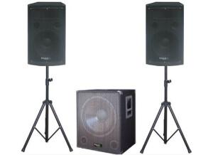 Ibiza Sound Tricube 1400