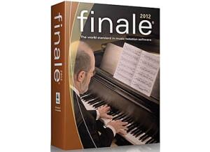 MakeMusic Finale 2012
