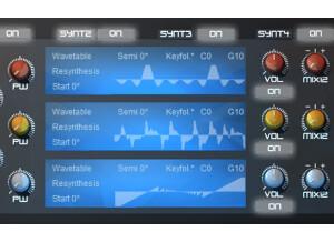 Tone2 Wavetable Expansion