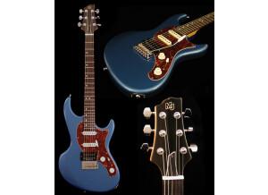 MJ Guitars GrooveMaster Deluxe