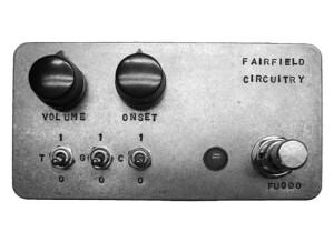 Fairfield Circuitry The Unpleasant Surprise - Experimental Fuzz/Gate