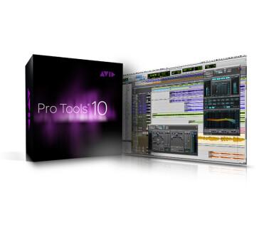 Avid Pro Tools HD 10