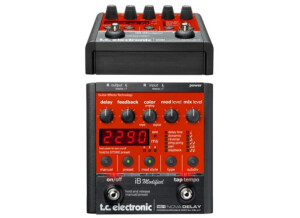 TC Electronic Nova Delay iB Modified