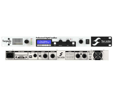 Two Notes Audio Engineering Torpedo Live
