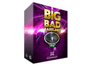 Platinum Loops Big Bad Basslines- Electro House Samples V1