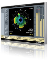 TC Electronic LM6 Radar Loudness Meter