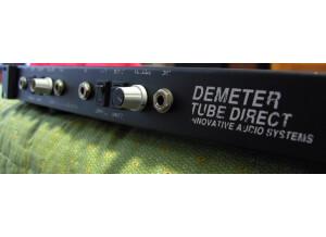 Demeter Tube Direct 4 Channel DI
