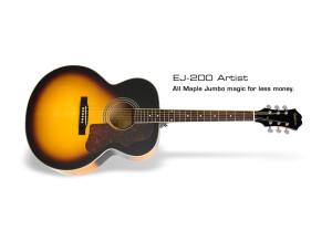 Epiphone EJ-200 Artist