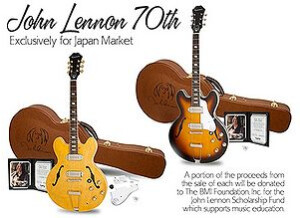 Epiphone John Lennon 70th Casino