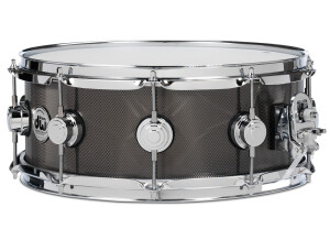 DW Drums Steel Collector's Series Snare
