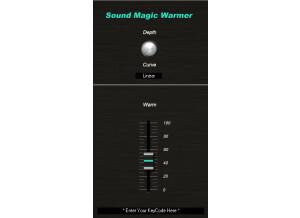 Sound Magic Warmer