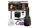 Squier Stop Dreaming, Start Playing Set: Strat SE Special with Squier SP-10