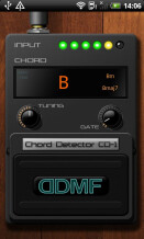 DDMF Chorddetector