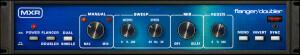 Universal Audio MXR Flanger/Doubler Plug-In