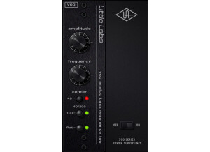 Universal Audio Little Labs Voice Of God Bass Resonance Plug-In