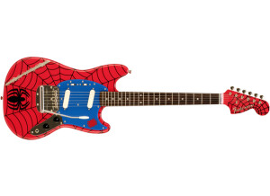 Fender MG Spider-Man