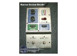 Musitronics Corp. Mu-Tron Octave Divider