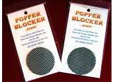 The PopperBlocker, réduisez les plosives