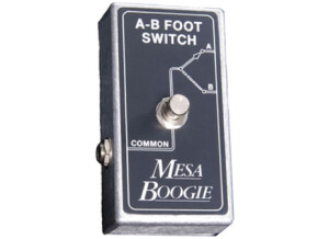Mesa Boogie A-B Footswitch
