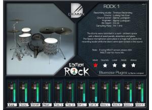 Bluenoise Drummix Rock 1