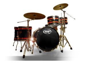 Salmiéri Drums ARTIST STUDIO II