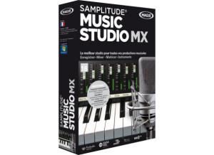 Magix Samplitude Music Studio MX