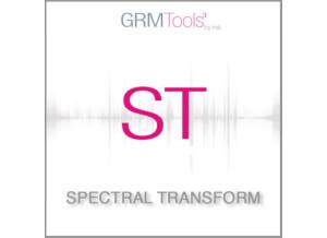 INA-GRM Spectral Transform 3