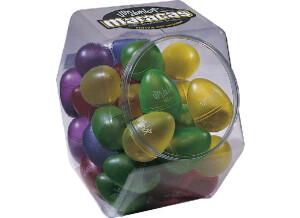 Dunlop Maracas - Assorted Translucent Colors