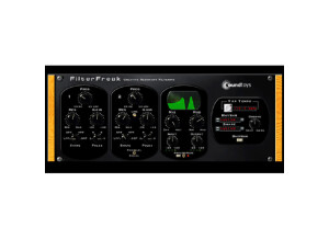 Soundtoys Filter Freak TDM