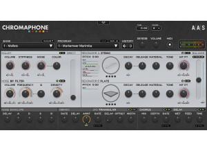 Applied Acoustics Systems Chromaphone
