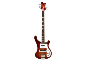 Az By Wsl Guitars 4003 - Sunburst Fireglow