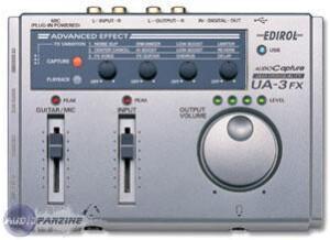 Edirol UA-3FX