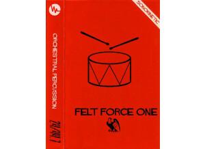 Sonokinetic Felt Force One